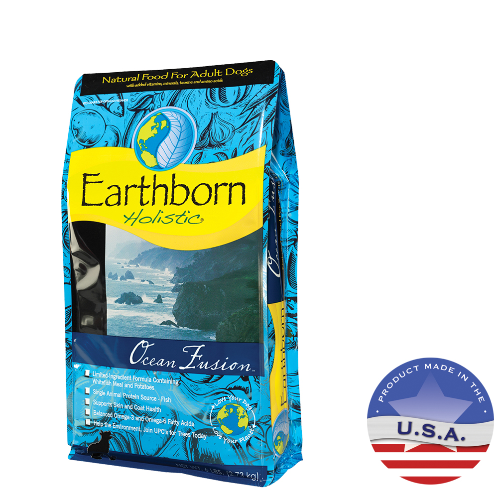 Earthborn Holistic Ocean Fusion Natural Dog Food 5 Lbs