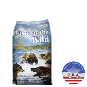 Taste of the Wild Pacific Stream Canine Formula, 5 lbs