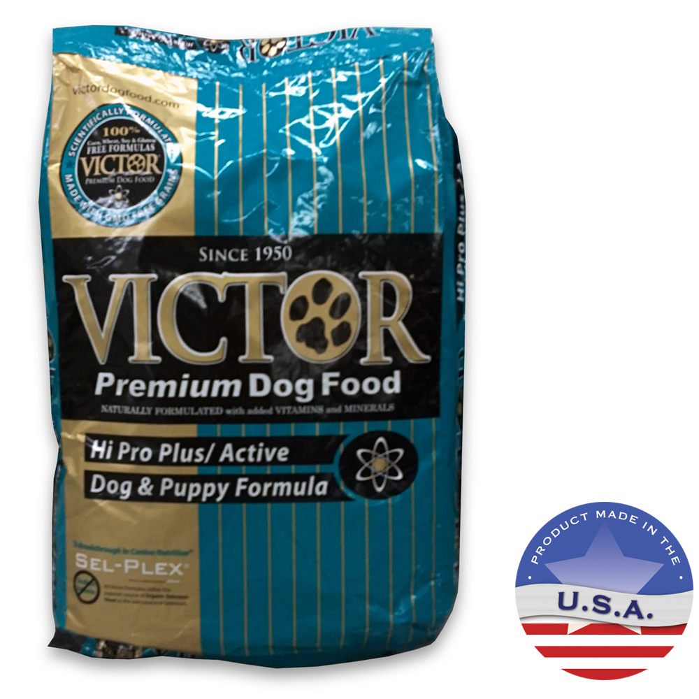 Victor Dog Food Reviews >> Victor Hi Pro Plus/Active 30-20 Dog & Puppy Food