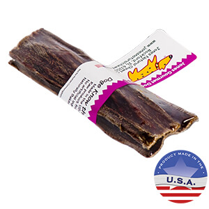 Jones Natural Chews Wheezer Sticks Beef for Dogs 2 Pack, .66 oz
