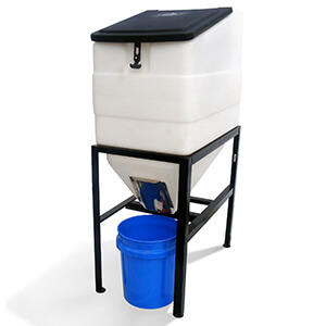 Feed Bin with Stand