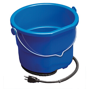 API Heated Buckets