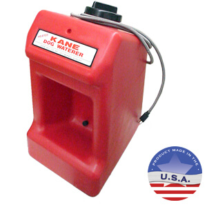Kane Heated Dog Waterer
