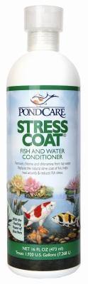 Pond care stress coat 16oz for Pond care supplies