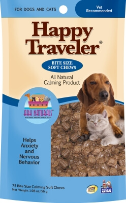 Happy Traveler Soft Chews Usa - 75 Count