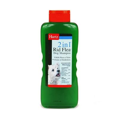 Hartz Advanced Care  In  Rid Flea Cat Shampoo