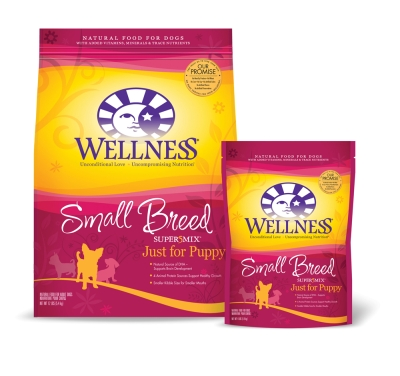 Wellness Dog Complete Health Small Breed Puppy