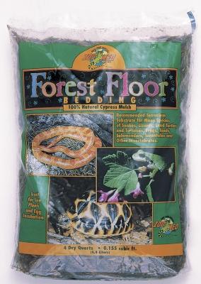 Forest Floor Bedding 4qt