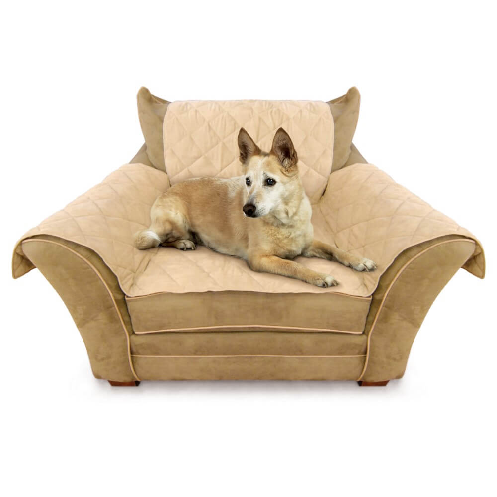 K&H Pet Products Furniture Cover Chair Tan 22