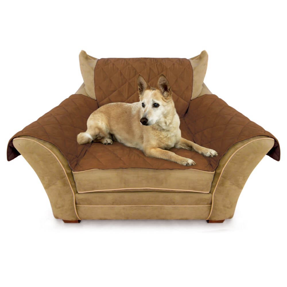 K&H Pet Products Furniture Cover Chair Mocha 22