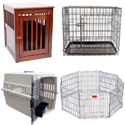 Cages, Crates & Kennels