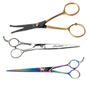 Grooming Shears & Hair Pullers