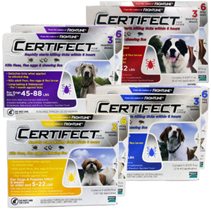 Certifect for Dogs