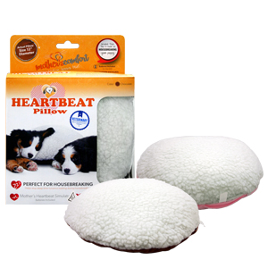Mother's Comfort Heartbeat Pillow