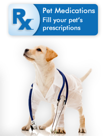 Fill Your Pet's Prescriptions via our Vet-VIPPS� Verified pharmacy
