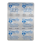 Rx Tri-Heart Plus, 0-25 lbs, Single Tab