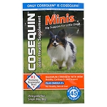 Cosequin Mini Soft Chews with MSM Plus Omega-3s for Little Dogs