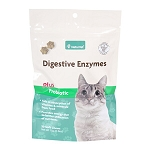 Digestive Enzymes, Plus Probiotics for Cats