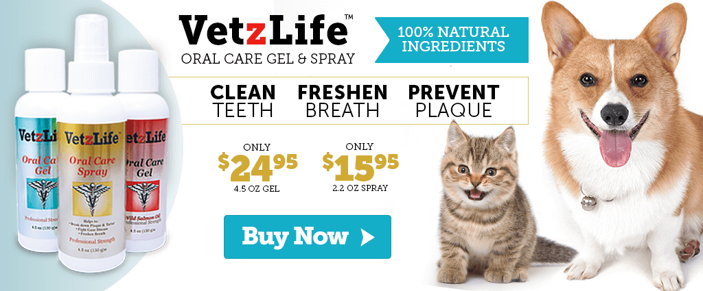 VetzLife Oral Care Gel & Spray