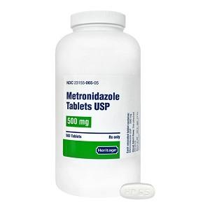 Metronidazole Tablets Lambert Vet Supply