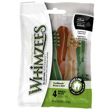 WHIMZEES Toothbrush Star Doggie Dental Chews