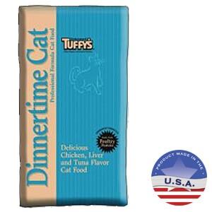 Tuffy S Ingredients Cat Food