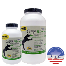 Advanced Cetyl M Joint Action Formula for Dogs