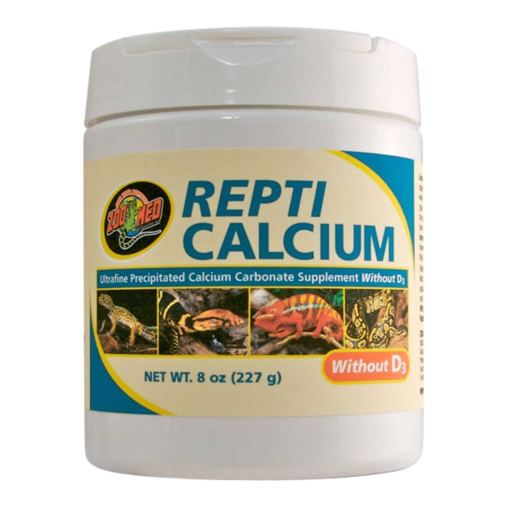 Zoo Med Repti Calcium Without D3 8oz