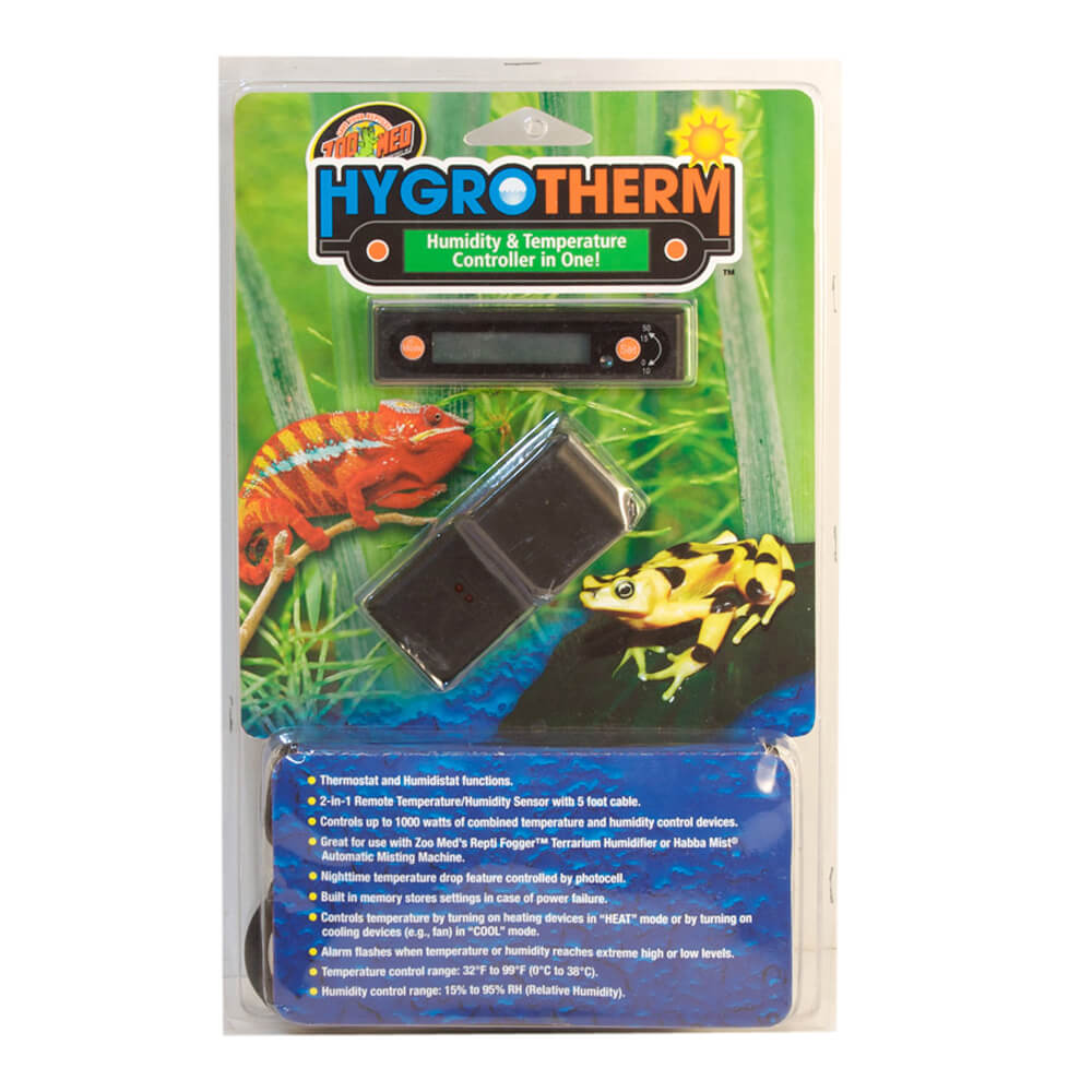 Hygrotherm Controller/ Thermostat Controller