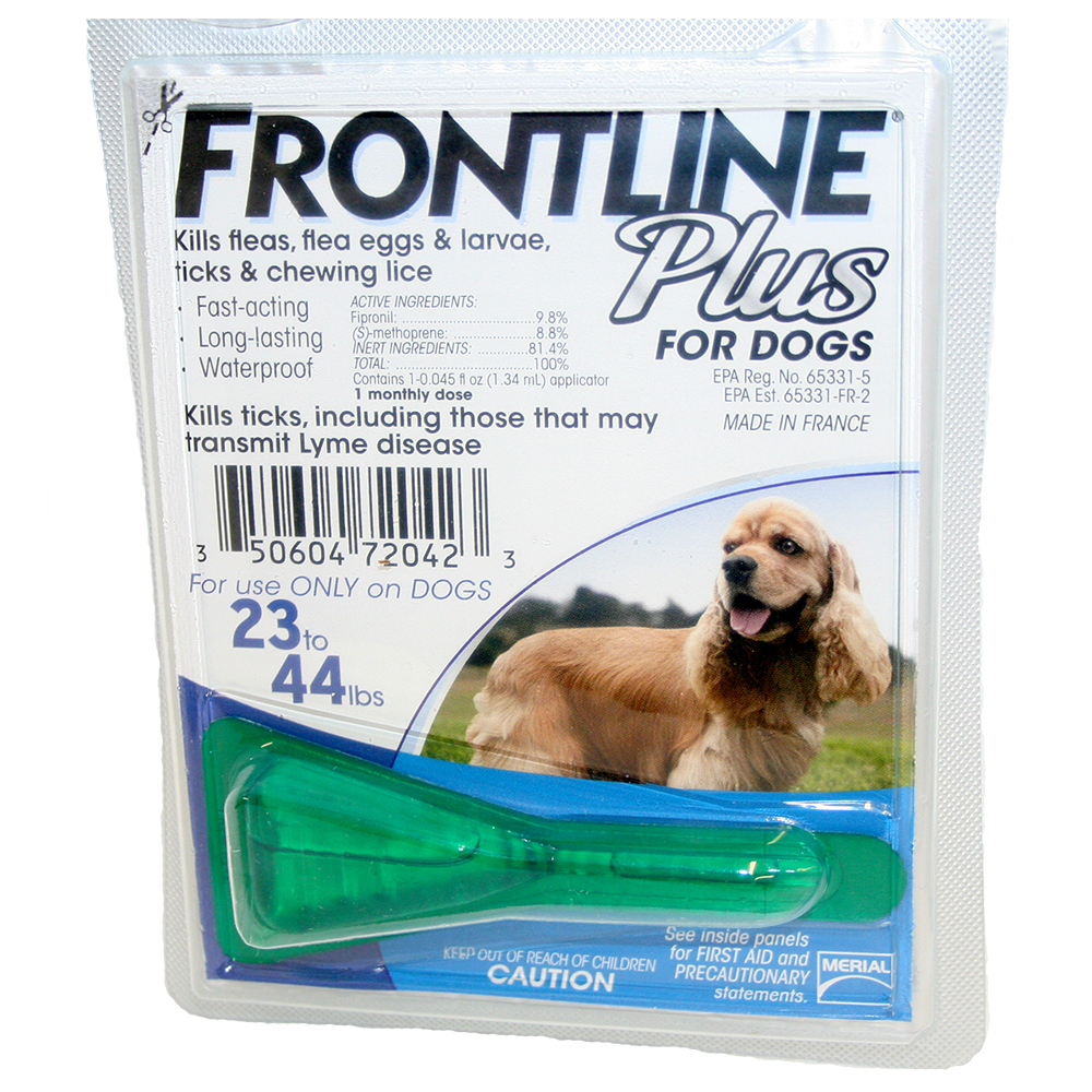 frontline for puppies. Single / 23-44 Lbs Frontline For Puppies I
