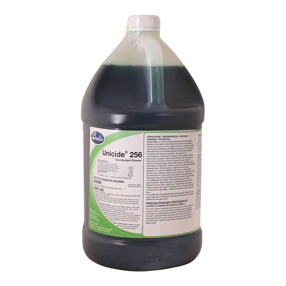 Unicide 256, Gallon, Formerly Maxima 256
