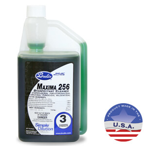 Maxima 256 Disinfectant Cleaner
