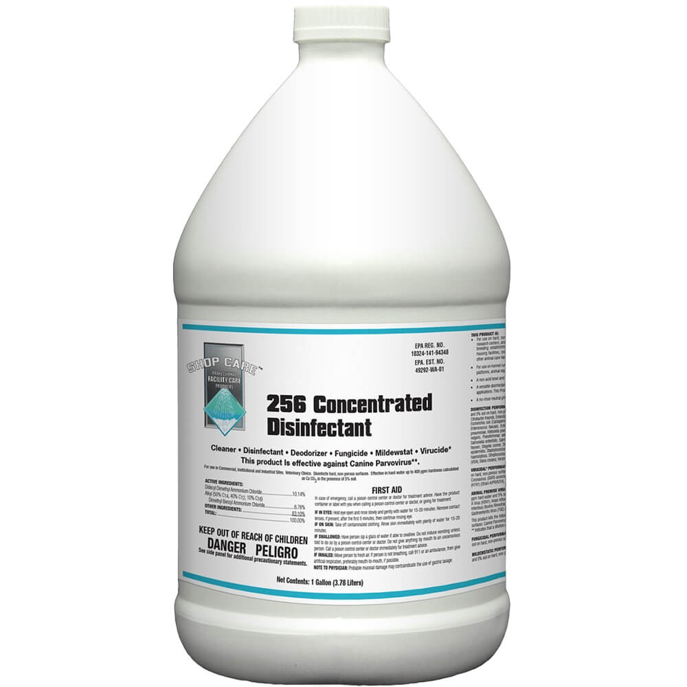 Shop Care by Envirogroom 256 Concentrated Disinfectant Gallon