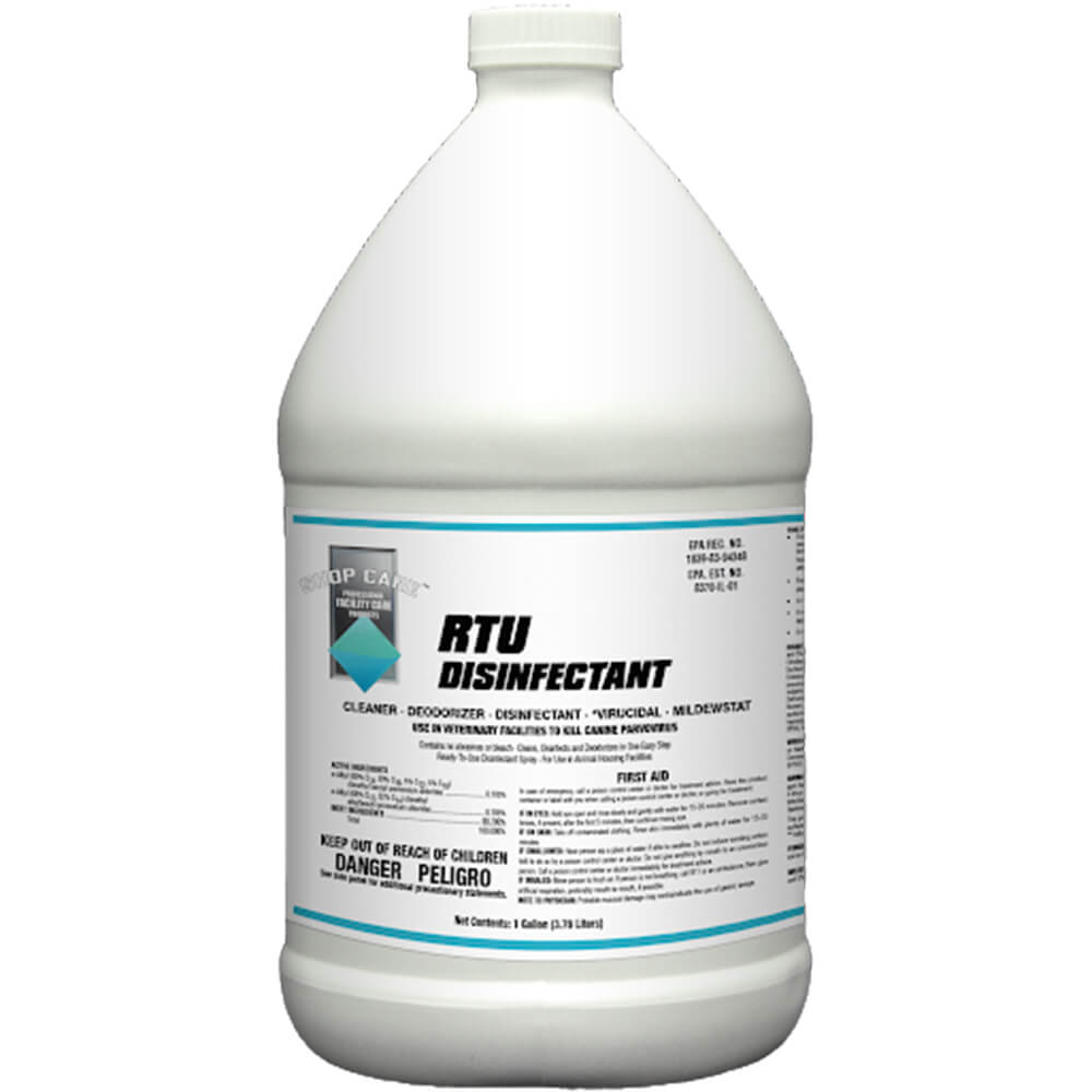 Shop Care by Envirogroom RTU Cleaner, 1 Gallon, Ready to Use