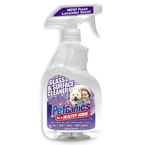 Petganics-Glass and Surface Cleaner