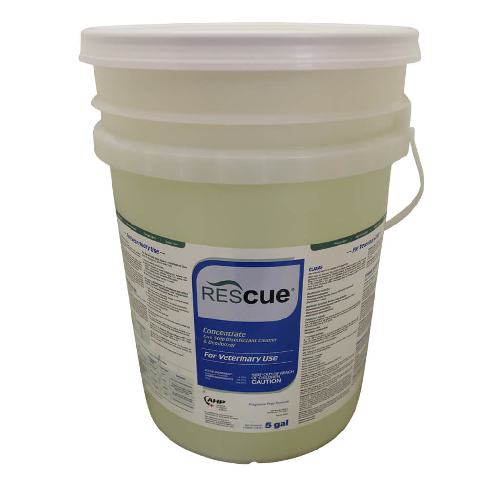 Rescue Concentrate 5 Gallon Bucket