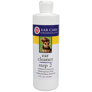 Ear Care R-7 Cleaner For Dogs & Cats, 16 fl oz