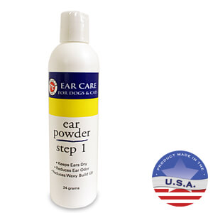 Miracle Care R-7 Ear Powder, Step 1, 24 grams