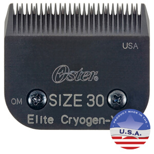 Oster #30 Elite Cryogen-X Detachable Blade