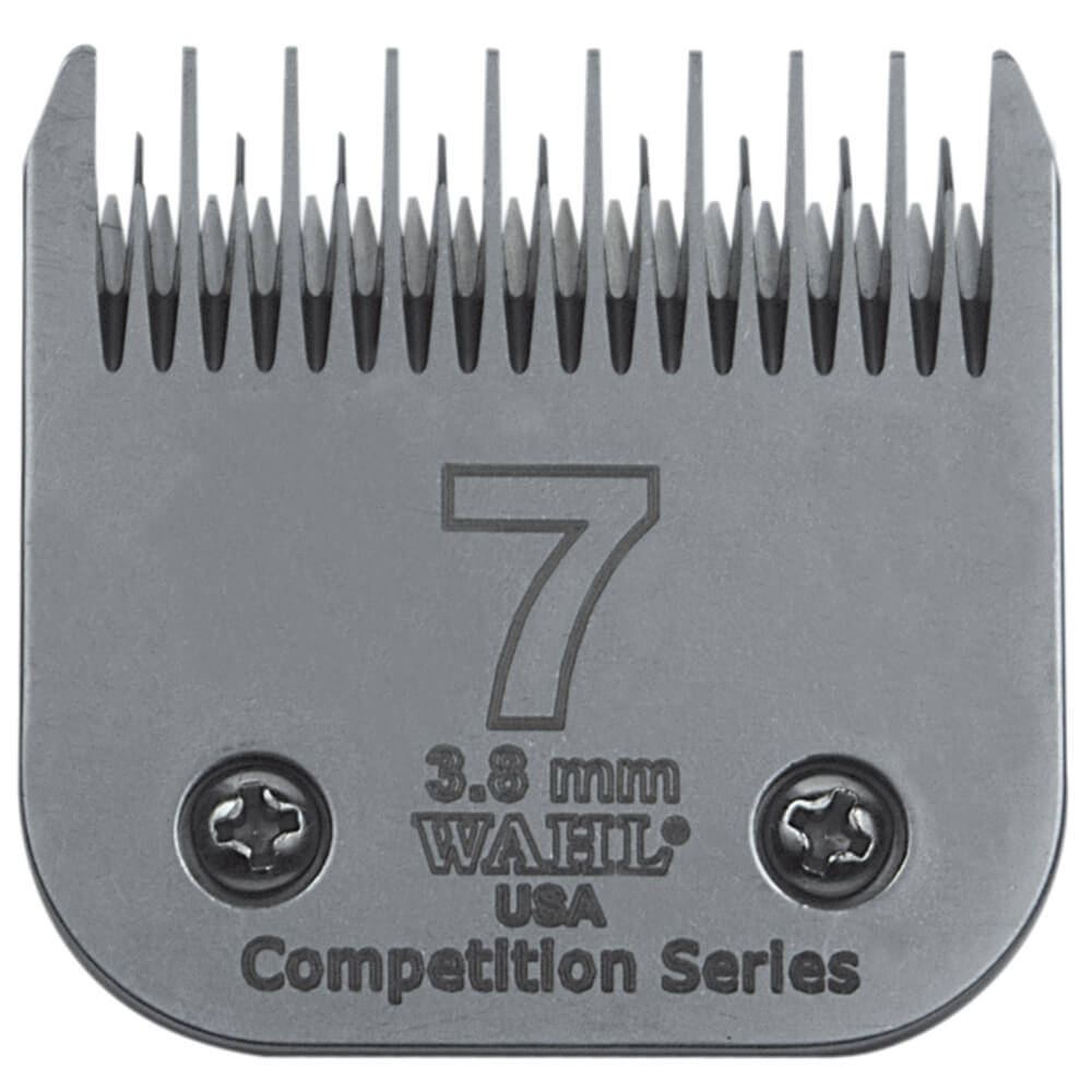 Wahl #7 Skip Medium Coarse Competition Series Blade