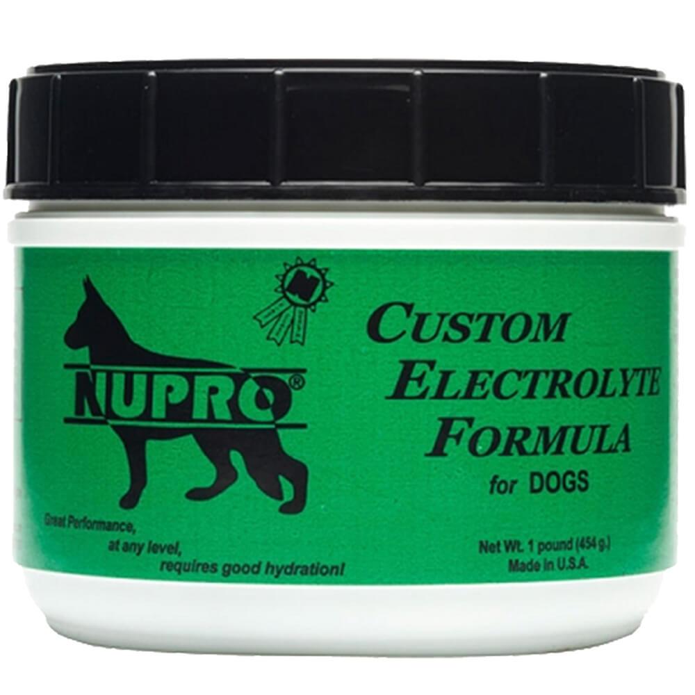 Nupro Custom Electrolyte Formula For Dogs 1 Lb Lambert Vet Supply