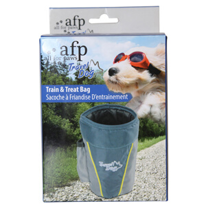 AFP Travel Dog, Train & Treat Bag