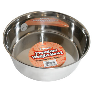 Premium Weight Stainless Steel Bowls