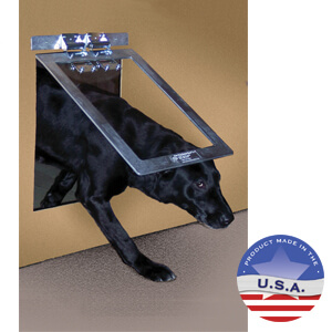 Gun Dog Heavy Duty Dog Door