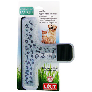 Lixit Food Bag Clip