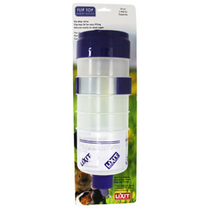 Lixit Flip Top Water Bottles