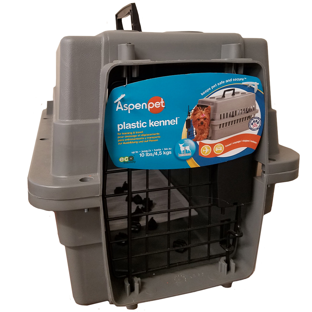 Plasti-Crate Pet Carrier, PC I, X-Small