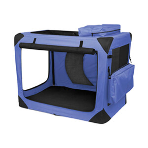 Generation II Deluxe Portable Soft Crate 30