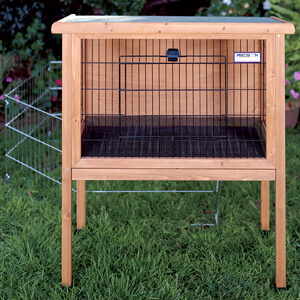 Precision Pet Products Rabbit Shack
