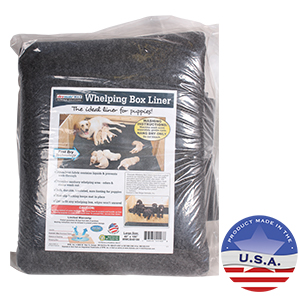Drymate Whelping Mat Charcoal 48